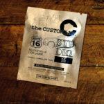 販促用 オリジナルコーヒーパッケージ