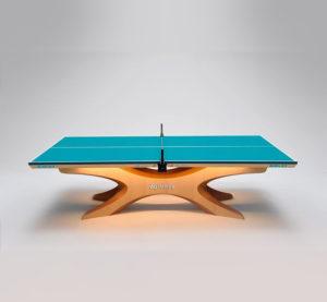 オリンピック 公式卓球台